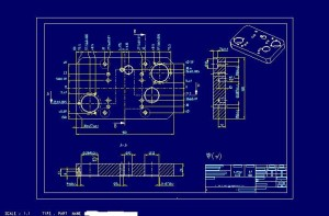 drawing prodesign 300x197 CAD Drawing and Drafting Services